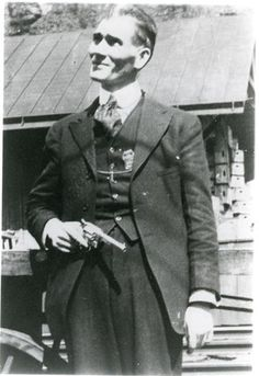 Sid Hatfield -- my great, great grandfather