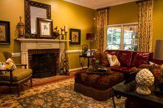 Eclectic Interiors - eclectic - Living Room - Charlotte - Designing Women