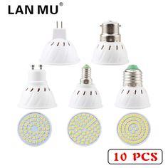 Led Spotlight 220V Led Lighting White