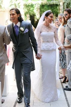 Inside Fabiola Beracasa and Jason Beckman's wedding in Croatia.