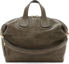 Givenchy Nightingale Bag Olive