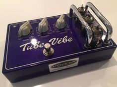 Effectrode Tube-Vibe 2013 Purple