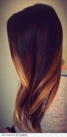 Ombré. http://pinterest.com/NiceHairstyles/hairstyles/