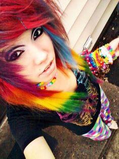 Rainbow dating cut