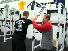 healthy shoulders: training the rotator-cuff & scapular stabilizers -- via Eric Cressey