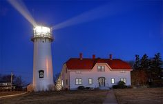 Chatham Lighthouse by Denis Tangney Jr, via Flickr