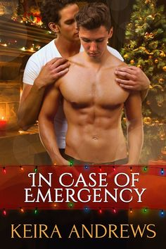 In Case of Emergency: Gay Christmas Romance by [Andrews, Keira] Book Club Books, Book 1, Gay Christmas, Hallmark Christmas, Film Man, In Case Of Emergency, Gay Couple, Romance Novels, Thriller