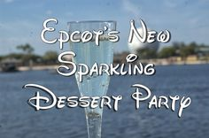 Detailed review and photos of the new  Epcot IllumiNations Sparkling Dessert Party.  Is it worth the price? Is it something for the whole family? How does it compare to the Magic Kingdom's dessert party? - Great article!