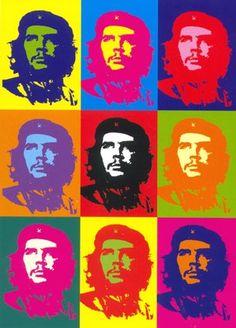 Che Guevara - Andy Warhol 1968
