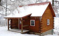 Hocking Hills Log Cabins - Ash