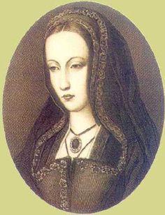 Juana la Loca (daughter of Ferdinand & Isabella of Spain / mother of Holy Roman Emperor Charles V