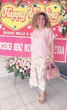w/ LINGGA Petite Tote Bag & BOGOR Wedges by PRibuMI...®