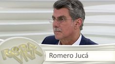 O senador Romero Jucá, que também é o presidente em exercício do PMDB, falará sobre um eventual governo de Michel Temer, o processo de impeachment de Dilma Rousseff no Senado e outros assuntos referentes à crise política brasileira. (2016)
