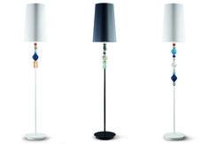 #excll #дизайнинтерьера #решения Осветительные приборы LLADRÖ