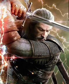 《The Witcher 3: Wild Hunt / Geralt of Rivia》