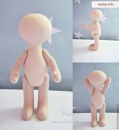 Выкройки для интерьерных кукол