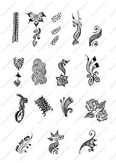 Image detail for -... mehndi design sketches,arabic,mehndi,mehndi design,arabic design