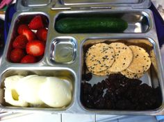 My Paleo Lunch Boxes | No microwave required!