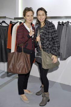 Izabela Kuna i Renata Dancewicz w salonie #Aryton