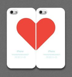 Best Friend Love iPhone Case by Evon Case // Too cute #accessories #gifts