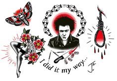 #sid #vicious #oldschooltattoo #traditionaltattoo #traditional #ink #olomouctattoo #wacom #wacomart #olomouctattoo