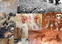 Resultado de imagen para pinturas de los wandjinas