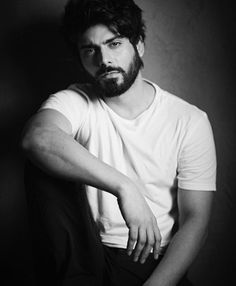Fawad Khan looks smoking hot in his latest photoshoot. Portrait Photography Poses, Man Photography, Photo Poses, Best Poses For Men, Good Poses, Male Models Poses, Male Poses, Fawad Khan Beard, Imran Khan Actor
