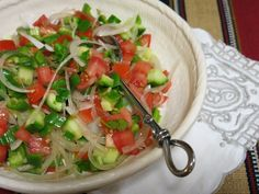 """I was thinking the other day… I actually don't have a recipe for this absolute classic salad which is one of the most popular in Turkey. Çoban Salata, that is—or Shepherd's Salad in English. I have a regional version of it somewhere on VegFusion with a terrible photo but not the actual, the most classical… <a href=""""http://vegfusion.org/recipe-classic-coban-salata-or-shepherds-salad/"""" class=""""more-link"""">Continue reading <span class&#x3D..."""