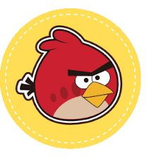 Resultado de imagen para angry birds face template