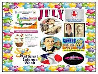 DepEd Monthly Celebrations from June to March. Produce tarpaulins using these images. Bullying Bulletin Boards, Elementary Bulletin Boards, Teacher Bulletin Boards, Birthday Bulletin Boards, Bulletin Board Display, School Displays, Classroom Displays, Classroom Themes, Classroom Design