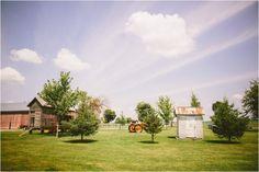 Wisconsin Barn Wedding Photography