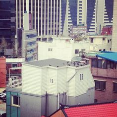 pop_con / 광합성들하세요. / 서울 중 광희 / #골목 #동네 #지붕 #짐승 / 2012 04 13 /