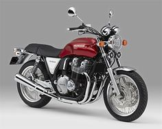 Die neue Honda CB1100EX - 2ri.de