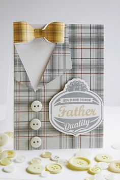 free template & cut file made by JJ Bolton for Becky Oehlers Stamps. #father #dad #printable #download