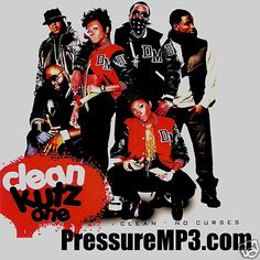 "Today's Hits ""Clean Kutz"" Vol. 1 ""No Curses"" Mixed CD - Party,WorkOut,Dance Etc."