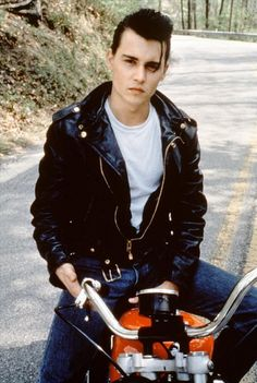 Cry-Baby,  such an interesting movie and yet every time this movie shows up on tv i always watch it.