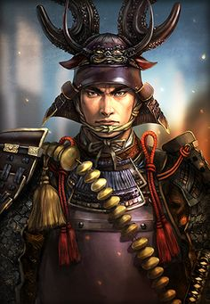 "Honda Tadakatsu (本多 忠勝?, March 17, 1548 – December 3, 1610), was a Japanese general (and later a daimyo) of the late Sengoku through early Edo period, who served Tokugawa Ieyasu. Honda Tadakatsu was one of the Tokugawa Four Heavenly Kings along with Ii Naomasa, Sakakibara Yasumasa and Sakai Tadatsugu. Tadakatsu is often referred to as ""The Warrior who surpassed Death itself"" because he never once suffered a significant wound, despite being the veteran of over 100 battles by the end of his…"
