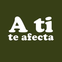 """A mi me afecta, ¿y a ti?"". 2012"