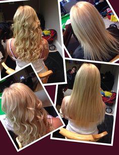 Cinderella Hair Extensions by Julie @ Mango Hair Leeds