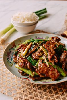 Sha Cha Beef Stir-fry – A Quick & Easy Woks of Life Recipe – Food for Healty Meat Recipes, Asian Recipes, Cooking Recipes, Healthy Recipes, Asian Foods, Drink Recipes, Asian Beef, Asian Cooking, Cooking Kale