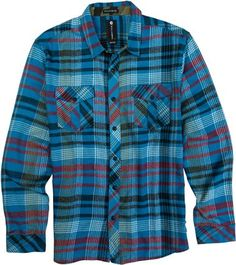BILLABONG CANYONS FLANNEL | Swell.com