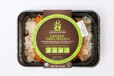 Grancestors Paleo Meals Chicken Tikka Masala #certifiedpaleo #paleo #paleofriendly