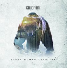 """[CRÍTICAS] GODDAMN (ESP) """"More Human Than Us"""" CD 2016 (Necromance Records)"""