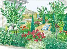 Kleiner Garten – große Wirkung