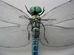 Dragonfly Replica 2 by Doug Blankenship.