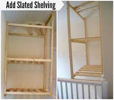 Stairwell Storage turn an empty stairwell into a storage loft | lofts, storage and