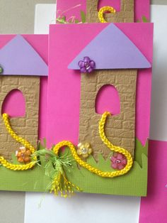 Cumpleaños Rapunzel Rapunzel Birthday Party, Tangled Party, Tangled Rapunzel, 4th Birthday, Diy And Crafts, Crafts For Kids, Invitation Cards, Invitations, Basic Embroidery Stitches