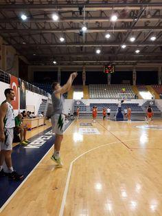 Турнир ветеранов по баскетболу в Анталии