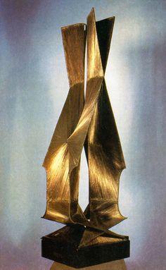 Column, Antoine Pevsner, 1952