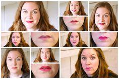 #24Days recap Crayon Lipstick, Cosmetics